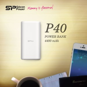 SPPR_Power P40 Power Bank
