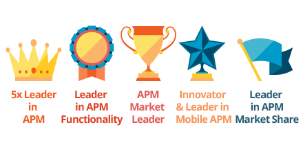 APM Market Leadership 2015 Image