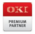 Vertical OKI Logo Premium Partner